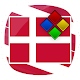 Denmark Flag Theme for XPERIA for PC-Windows 7,8,10 and Mac