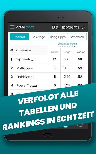 TIP1.com Tippspiel-App  screenshots 11