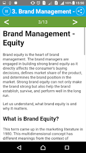 Learn Brand Management- screenshot thumbnail