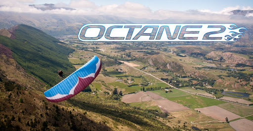 Octane 2 20 at flyspain demo centre