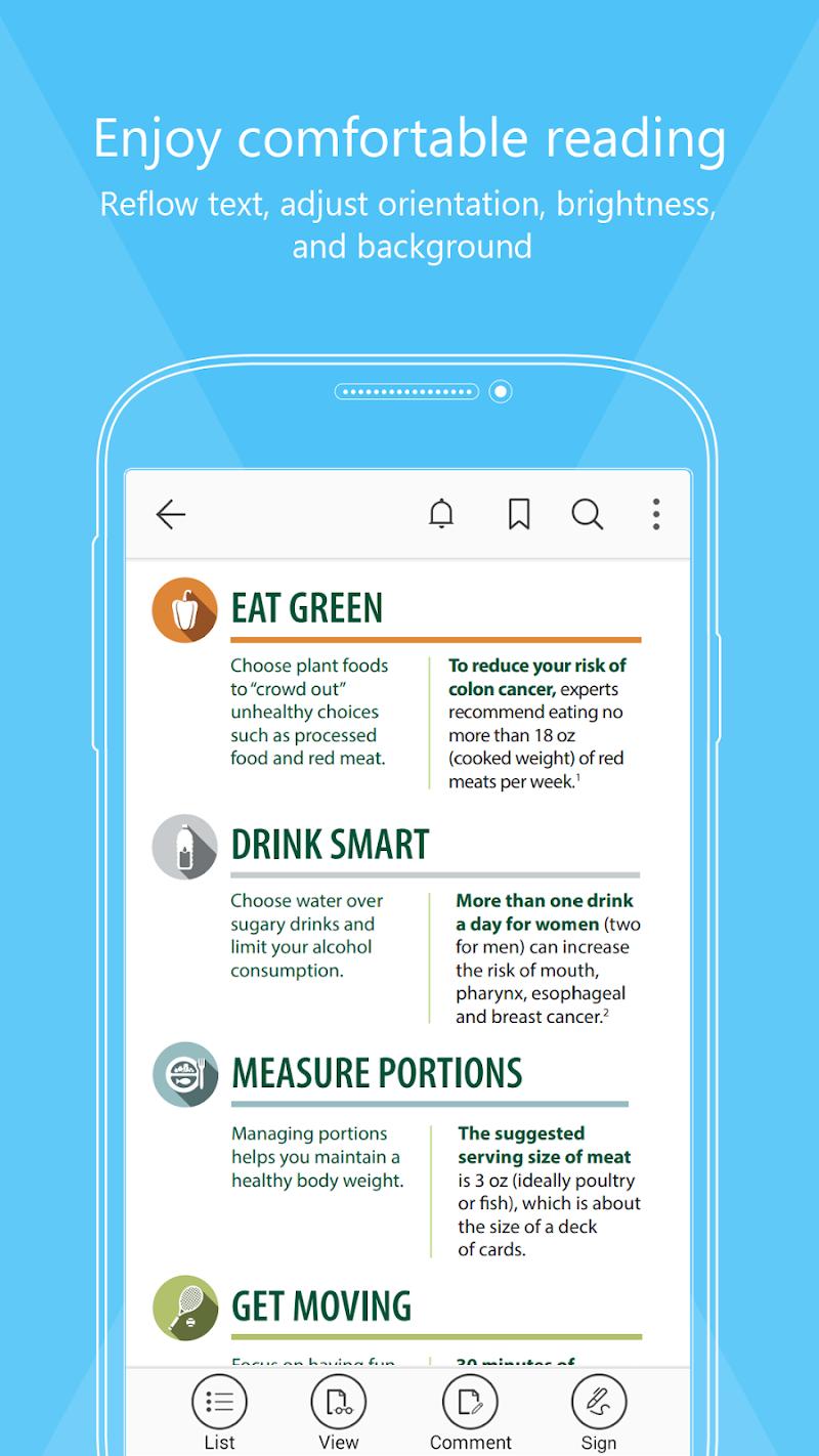 Foxit PDF Business & Converter Screenshot 1