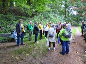 Photo: På vandring op til Disibodenberg