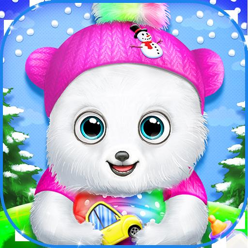 Bear Dress up & Makeup Salon - Kids Game (game)