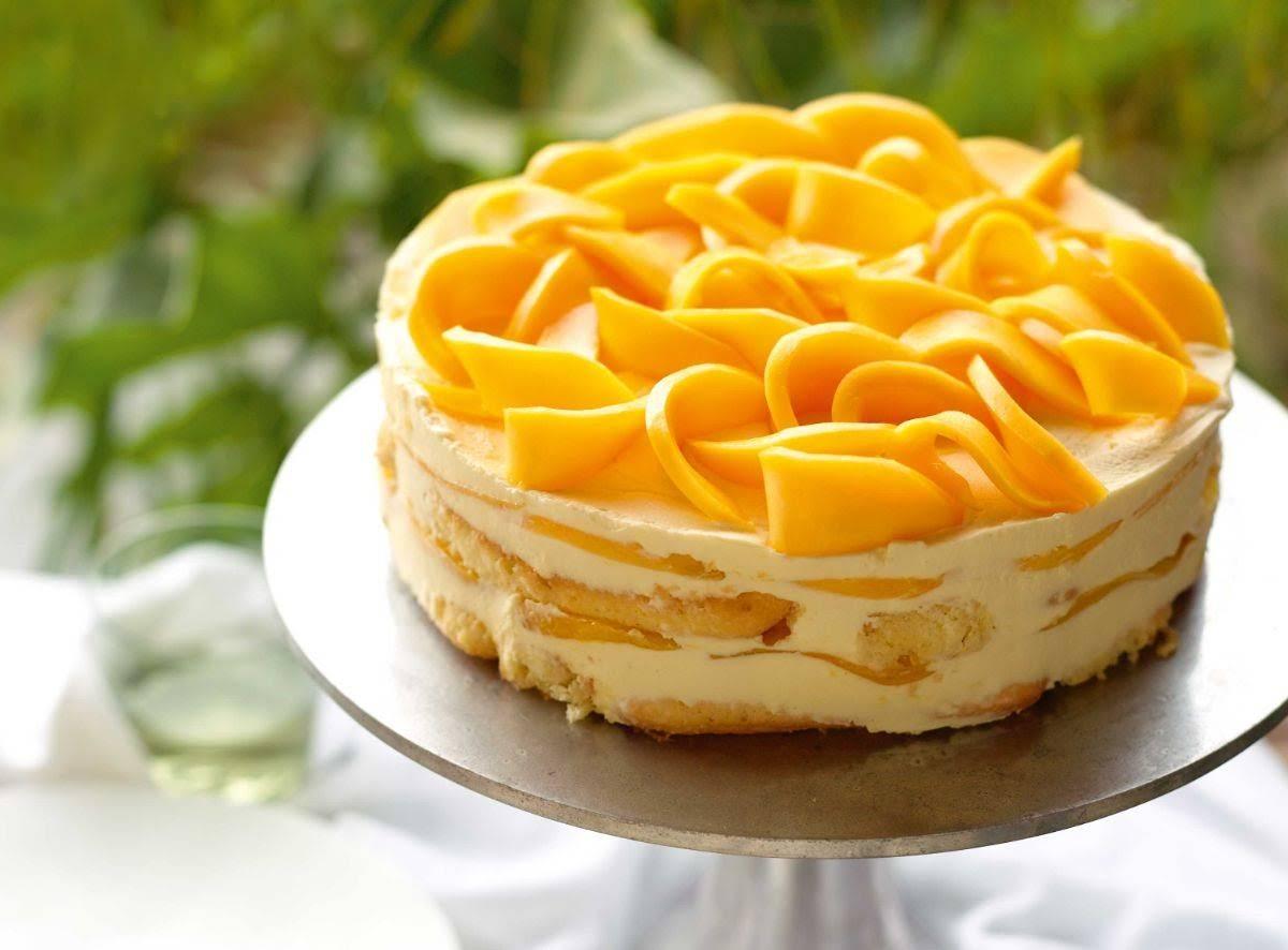 Light Fruit Cake Recipe Joy Of Baking: 10 Best Mango Tiramisu Recipes