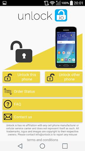 SIM Unlock Sprint & Boost Mobile  screenshots 1