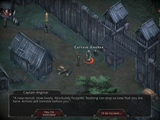Vampire's Fall: Origins RPG screenshots 11