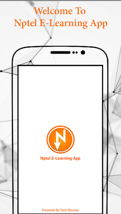 Nptel E-Learning App – (Android Apps) — AppAgg