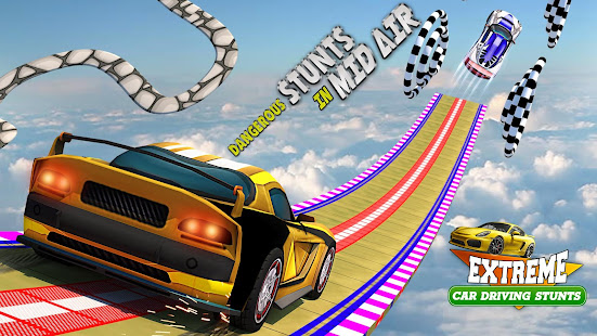 Extreme Car Driving Stunt GT Racing City Simulator for PC-Windows 7,8,10 and Mac apk screenshot 4