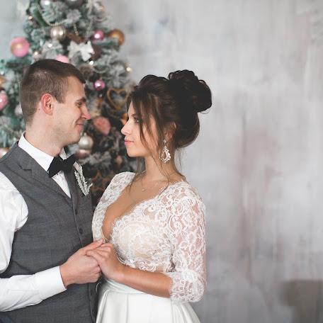 Wedding photographer Veronika Kurdova (NIKAKURD). Photo of 31.01.2018