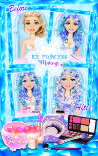 Ice Princess Makeup 3