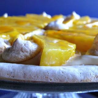 {Recipe Redux} Vegan Coconut Mango Tart With Meringue