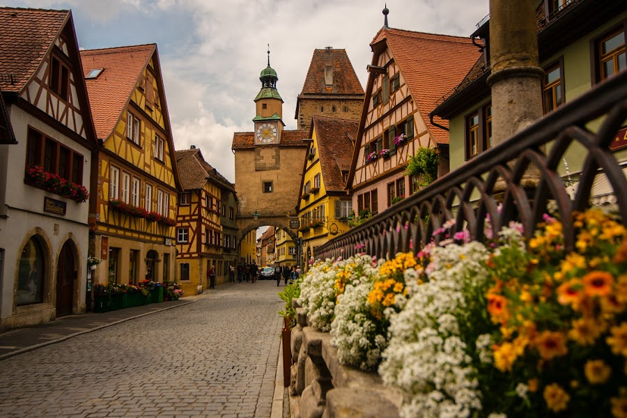 Germany by Steven Bathke - Travel Locations Landmarks