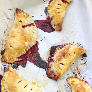 Blackberry Turnovers (Hand Pies).
