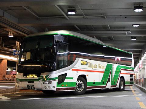 新潟交通「おけさ号」 ・997