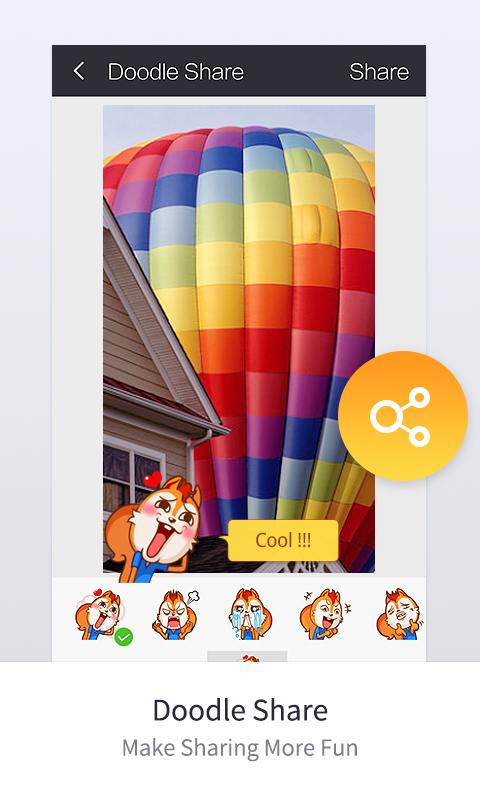 UC Browser - Naviguez vite– Capture d'écran
