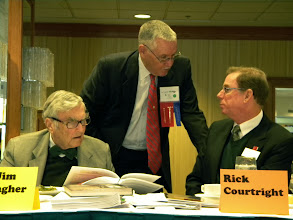 Photo: James Gallagher, Jim Brooks, Rick Courtright