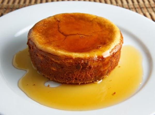 Vermont Maple Syrup Cheesecake Recipe