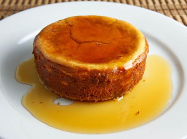 Vermont Maple Syrup Cheesecake Recipe