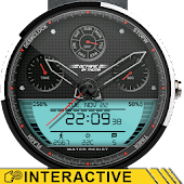 Octane Watch Face & Clock Widget