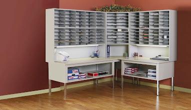 Photo: Mailflow Room