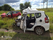 Police said a Honda and a Haval collided between Radium and the Codrington turn-off in Limpopo on Friday afternoon.