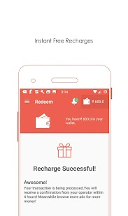 Free Paytm Cash & Recharge- screenshot thumbnail