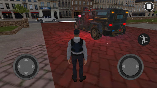 American Police Car Driving: Offline Games No Wifi apkpoly screenshots 6
