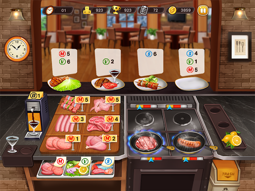 Kitchen Cooking Madness 1.2 screenshots 2