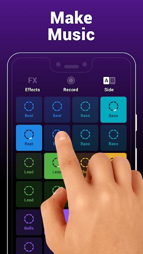 Groovepad - Music & Beat Maker 1.0.0 screenshots 1