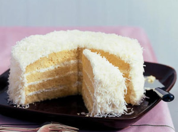 Million Dollar Coconut Cake. Recipe