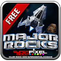 Major Rocks :Mines & Asteroids icon