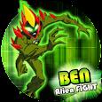 ? Ben Alien Fight: StampFire Attack