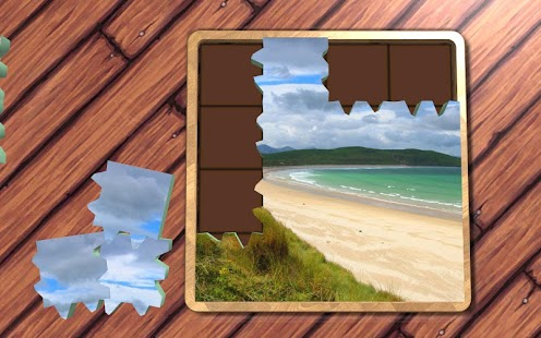 Super Jigsaws Landscapes- screenshot thumbnail