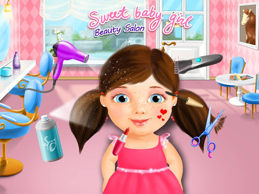 Sweet Baby Girl Beauty Salon 2.0.7 screenshots 6