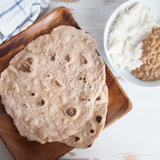 Spelt Chapati - Simple Indian Flatbread.