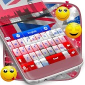 English Keyboard Theme
