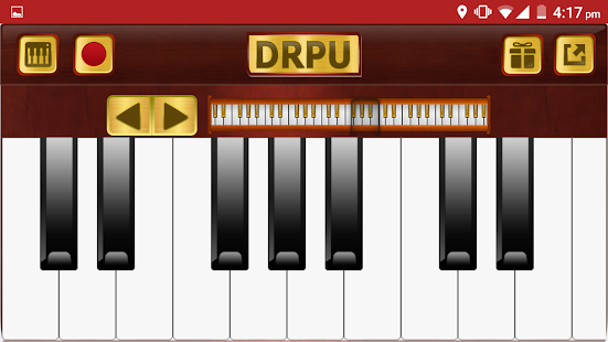 Piano Keyboard: Clavis Type - náhled