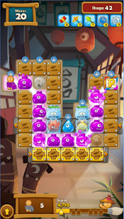 Monster Busters: Link Flash Screenshot