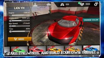 Screenshot of Furious Racing Tribute