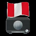 Radios del Peru Gratis: Radio FM + Radio en vivo icon