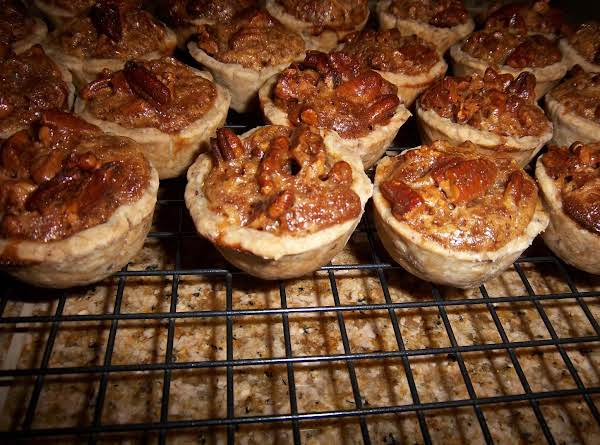 Pecan Pie Mini Bites Recipe