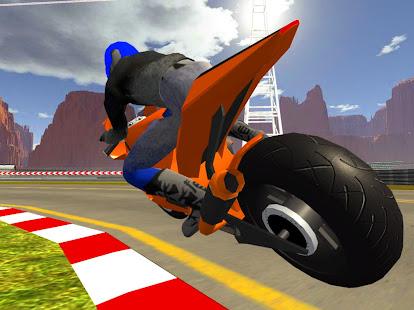3D Moto bike Racing - Drag Racing Game for PC-Windows 7,8,10 and Mac apk screenshot 8