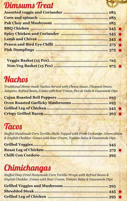 Maquina menu 3