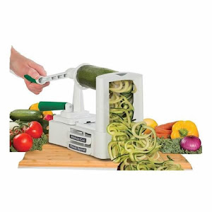 Razatoare pentru spiralat legume Veggetti Pro