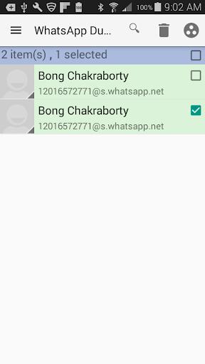Duplicates for WhatsApp 1.41 screenshots 4