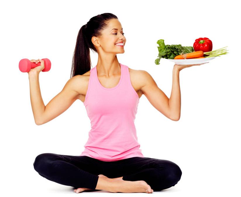 3. ถ้าอยากลดน้ำหนักต้องจัดผักในทุกมื้ออาหาร