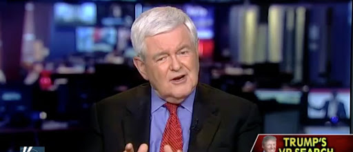 Newt Gingrich: the Left censors media to win elections