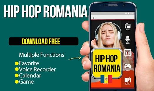 Radio Hip Hop Romania - náhled