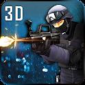 SWAT Team vs San Andreas Crime icon
