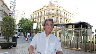 Juan Núñez Guirado, prestigioso ilustrador almeriense.